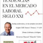 Tendencias Mercado Laboral Recurso: M. Cidre