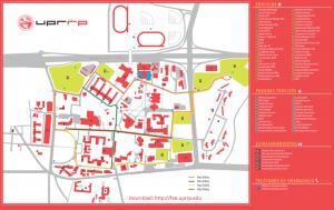 Mapa del Recinto de RP