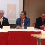 José González Taboada, Juan Zaragoza Gómez y José J. Goico Germosén