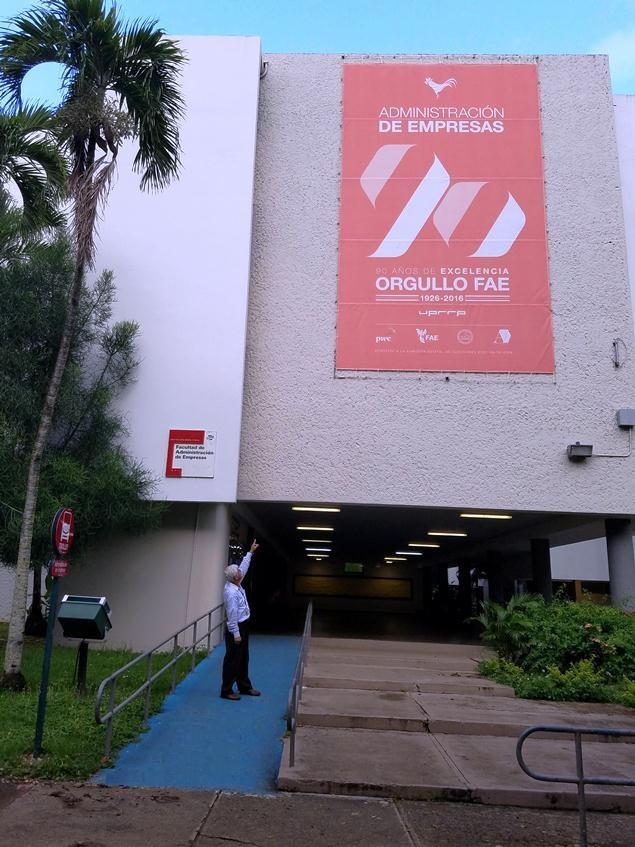 90 años Facultad de Administración de Empresas